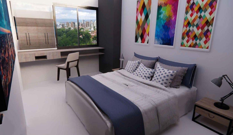 Habitacion-Apartamento-Cedrela